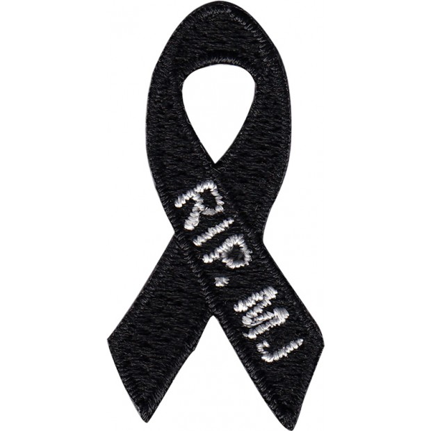 rip mj  quot black or white quot  mj s ribbon  michael jackson ribbon clip art images ribbon clip art banner