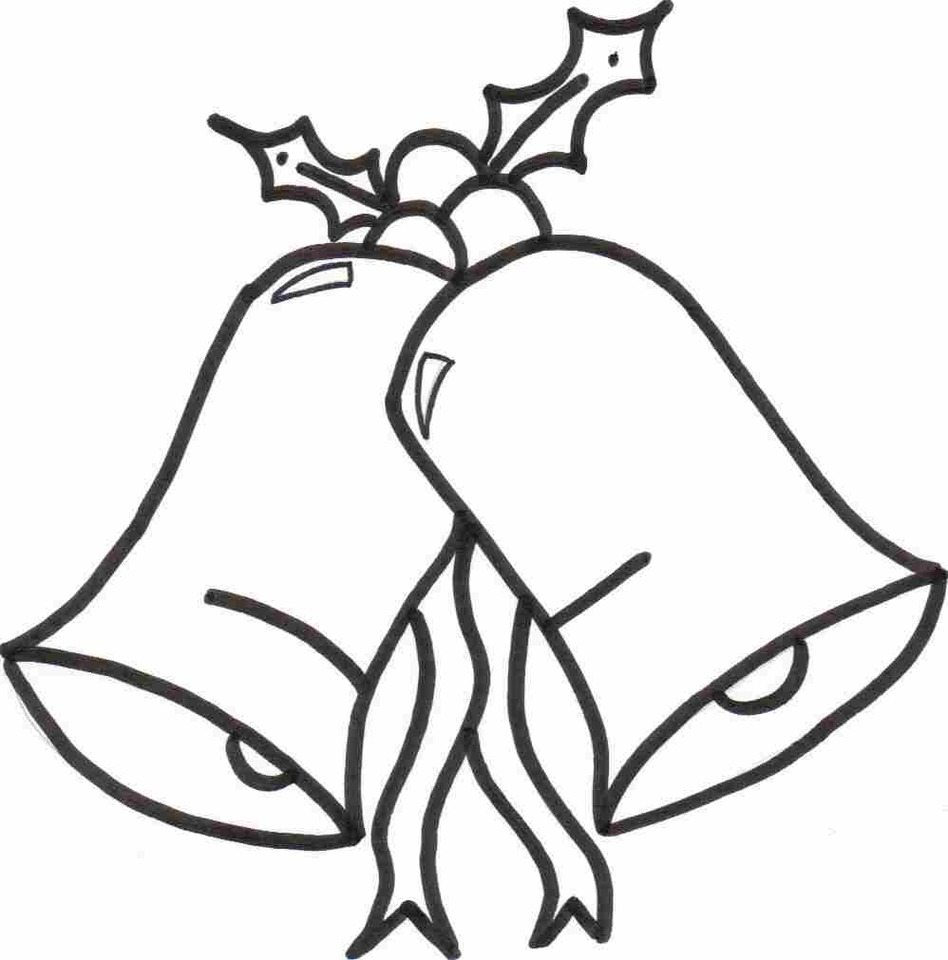 Line Drawing Xmas : Christmas line drawings clipart best