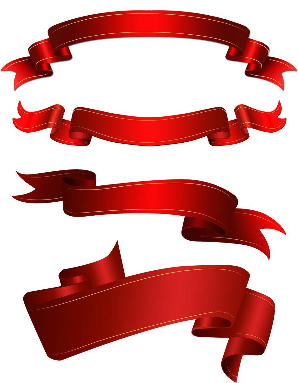Ribbon Banner Template Clipart Best