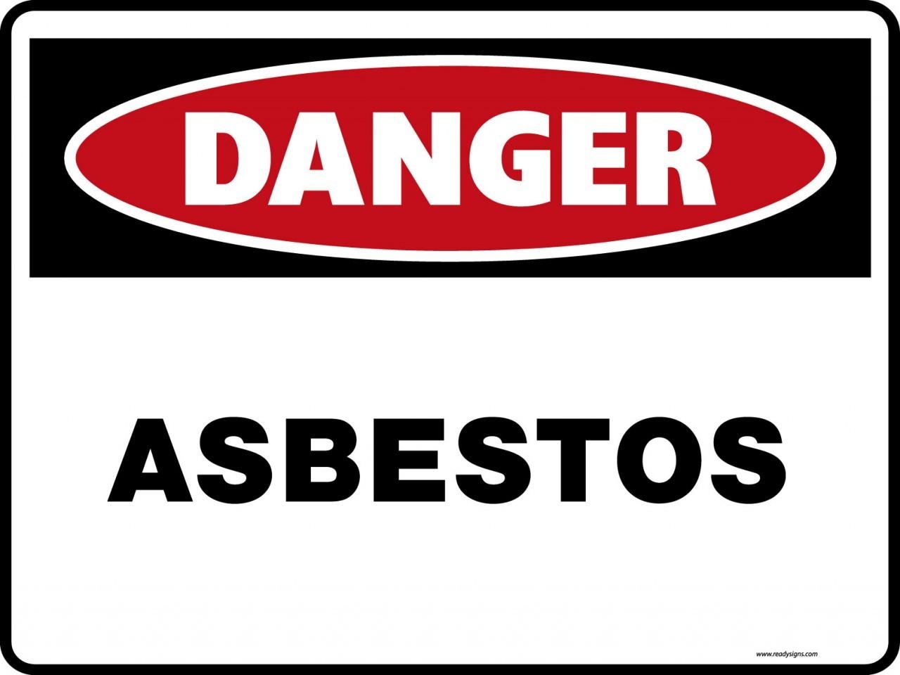 asbestos warning signs clipart best. Black Bedroom Furniture Sets. Home Design Ideas