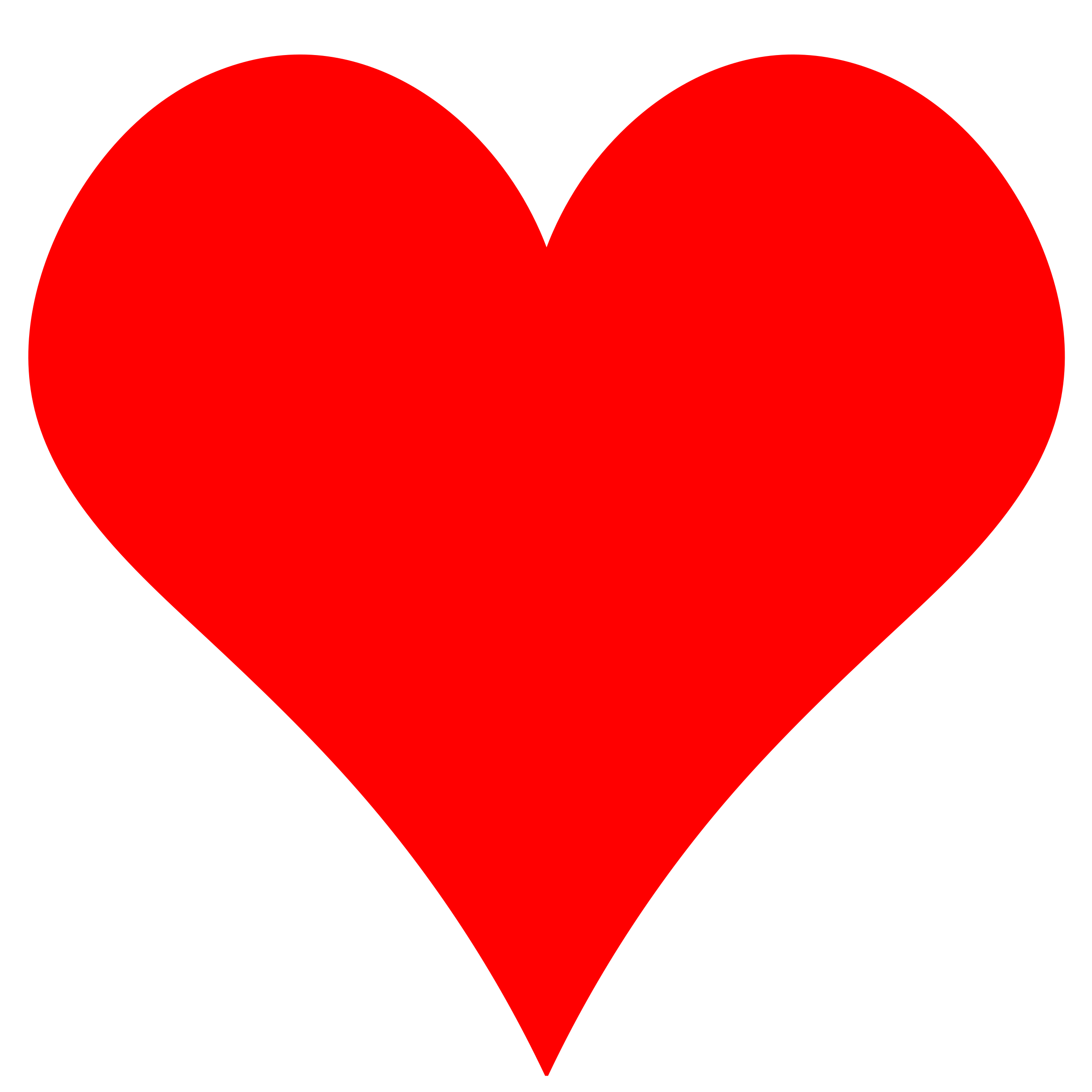 Red Heart Images - ClipArt Best