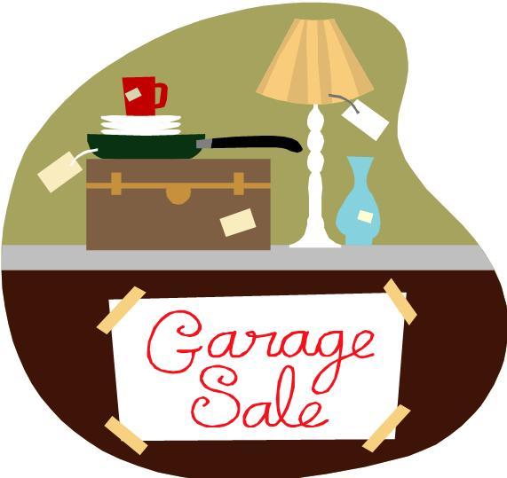 Global Views Garage Sale: Free Yard Sale Clip Art