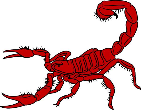 Scorpions mascot