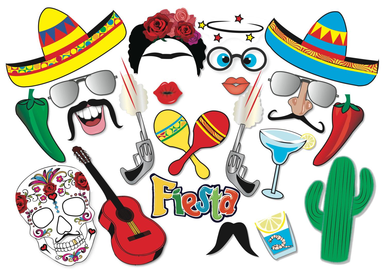 Мексиканская вечеринка атрибутика своими руками 44
