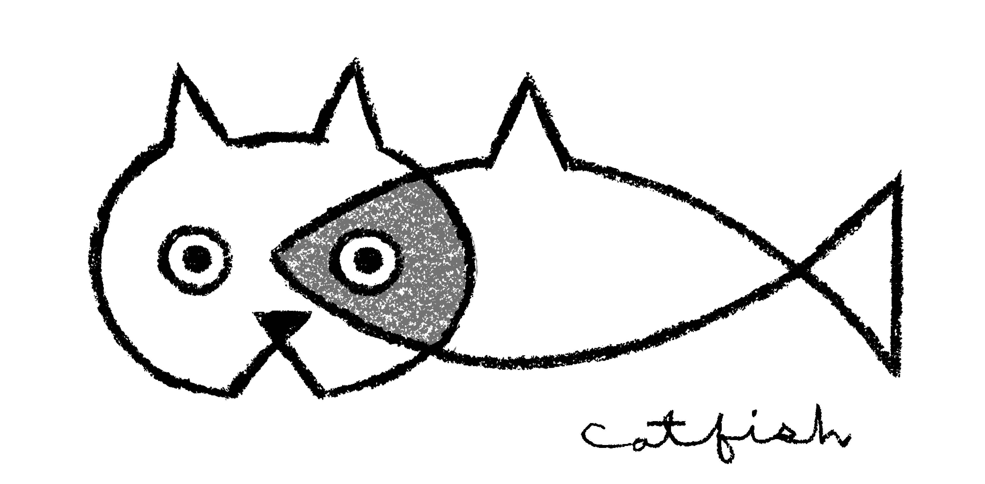 Drawings Of Catfish | Free Download Clip Art | Free Clip Art | on ...