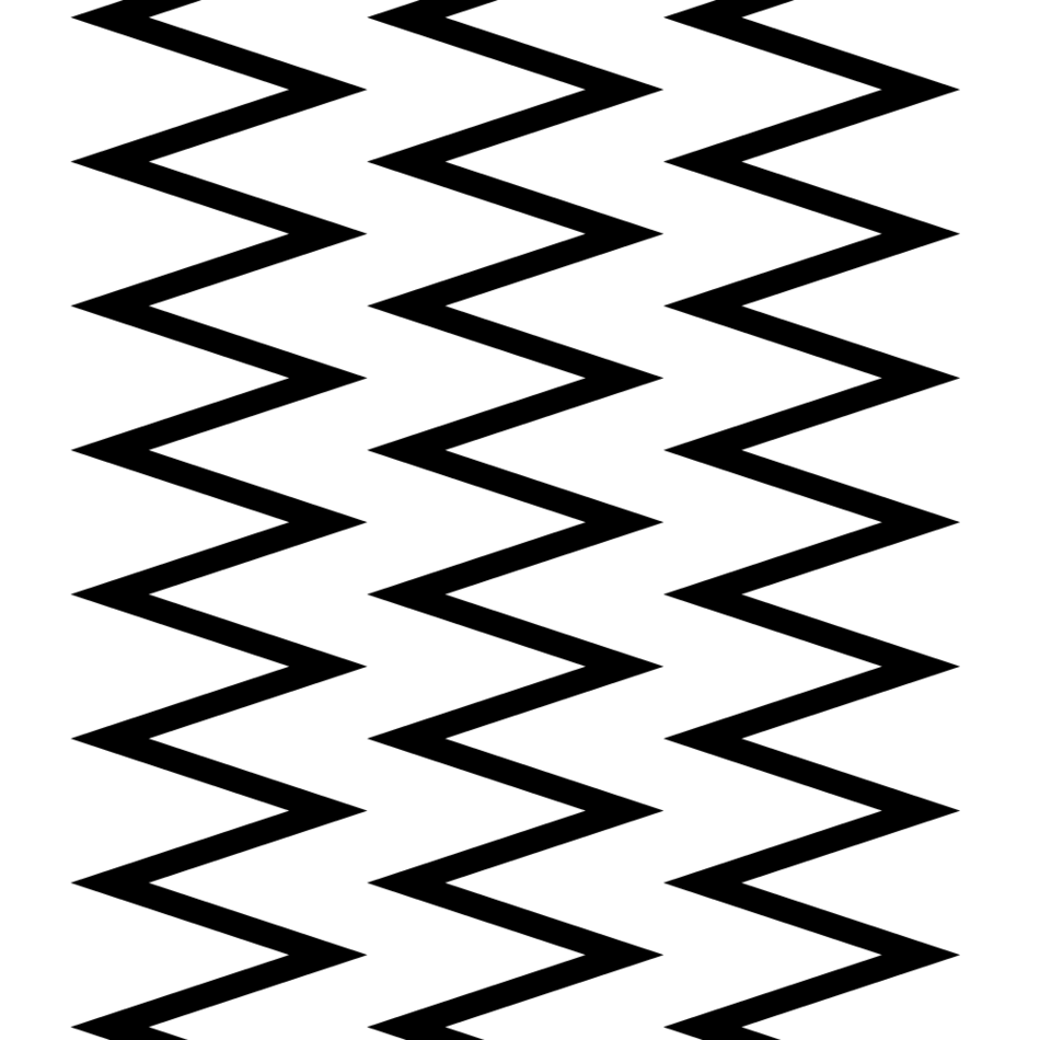 Zigzag Line Drawing : Zig zag pattern clipart best