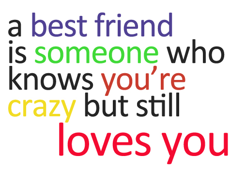 Friendship Quotes And Clipart