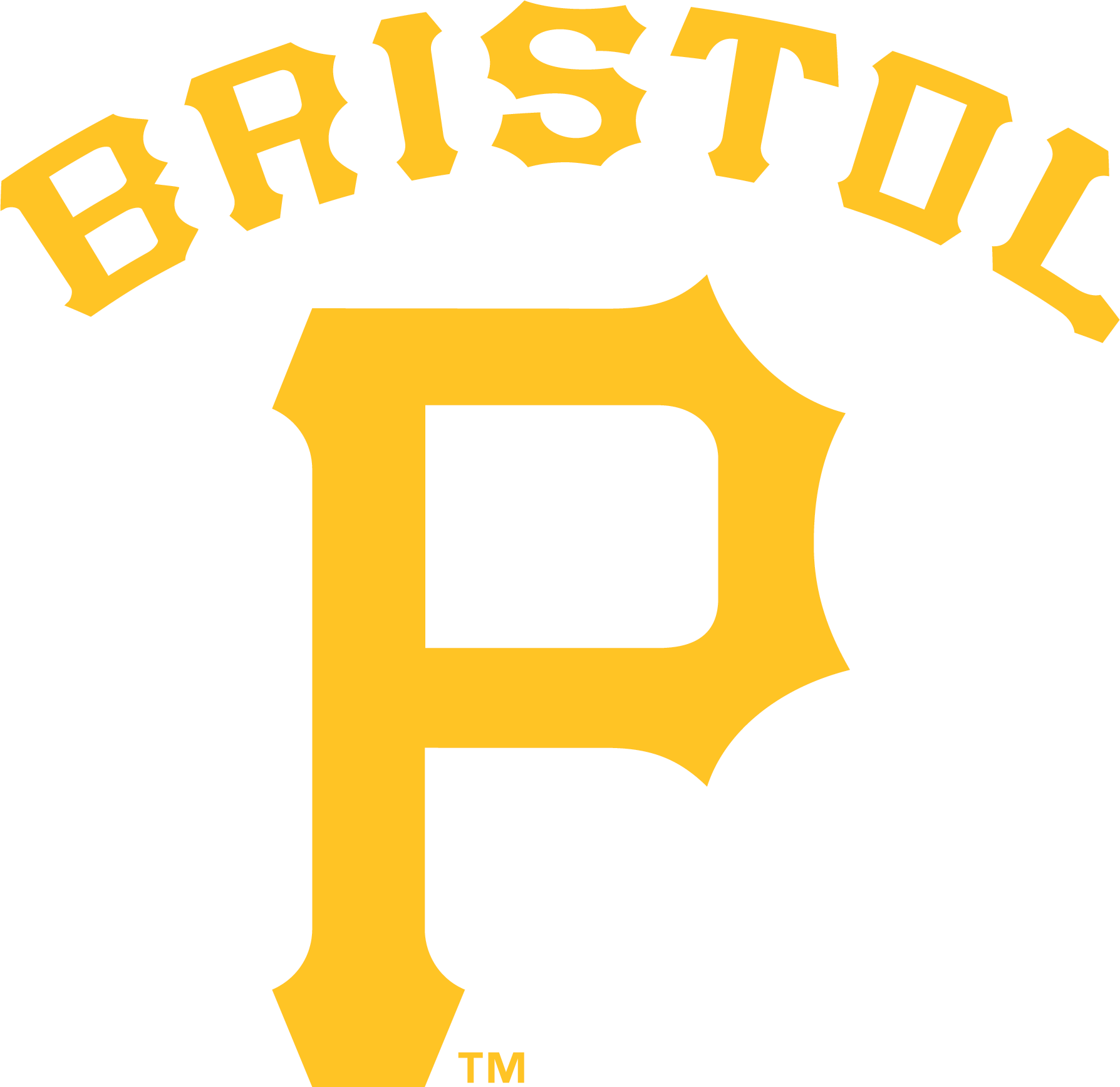 Bristol Pirates Primary Logo - Appalachian League (AppL) - Chris ...