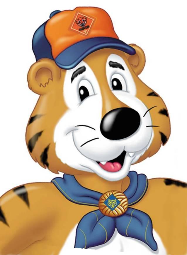 Tiger Cub Clipart - ClipArt Best