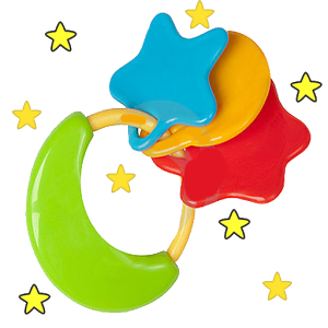 Rattle Toy - ClipArt Best