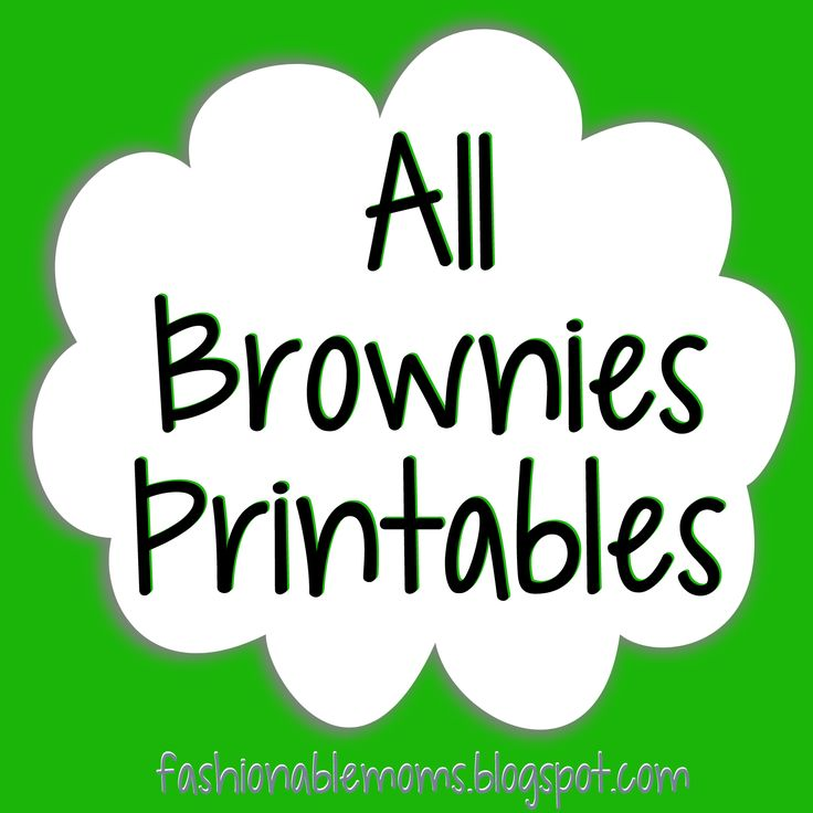 1000+ images about Girl scout brownies