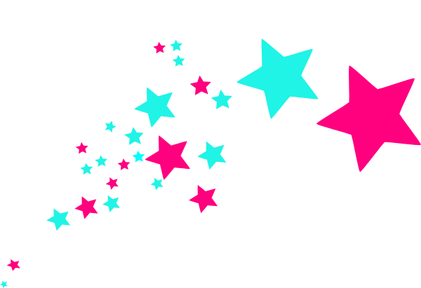 Shooting star clipart png