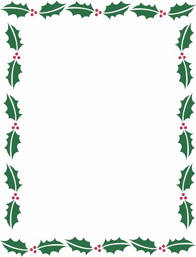 clipart xmas borders - photo #32
