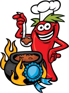 Chili cook clipart for Chili cook off clipart