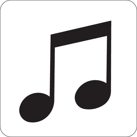 Picture Of A Musical Note - ClipArt Best