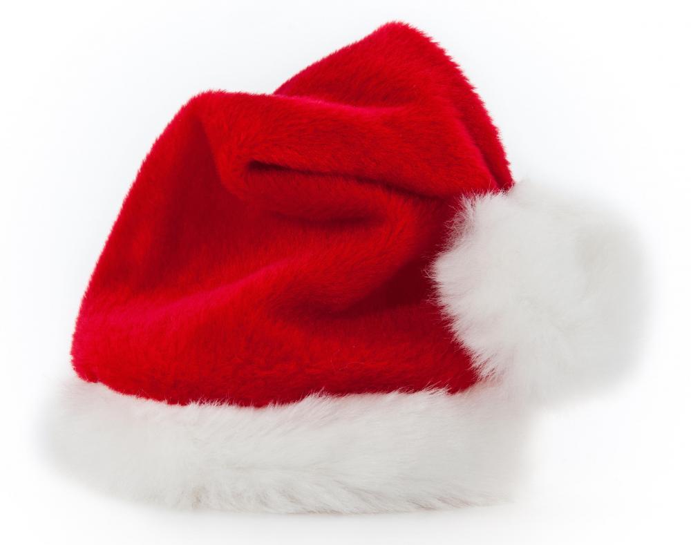 Santa Claus Hat Images - ClipArt Best