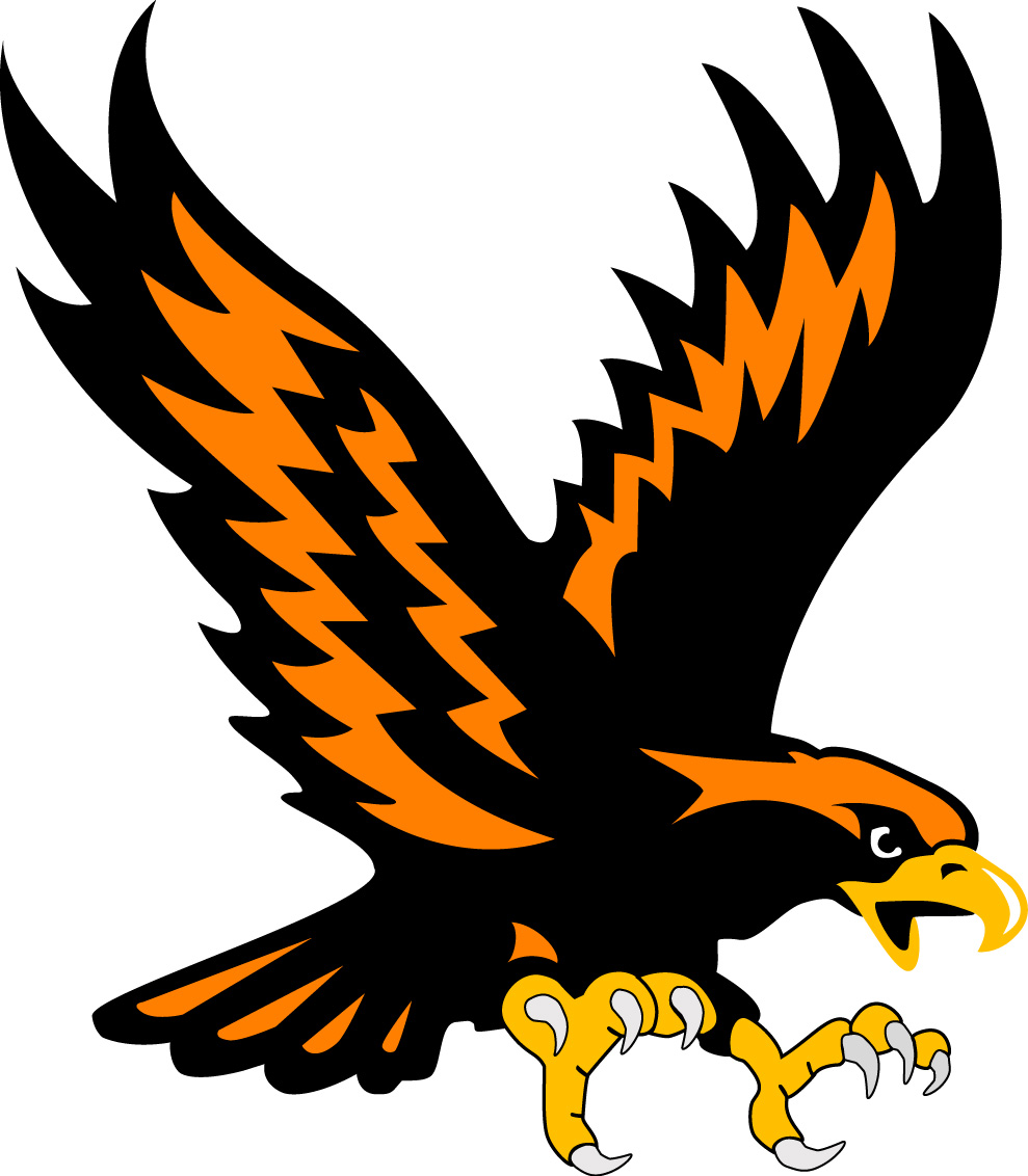 flying eagle clip art - photo #33