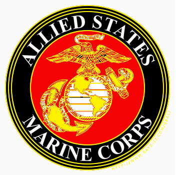 Image - Logo of the Allied States Marine Corps.png - Jerichopedia