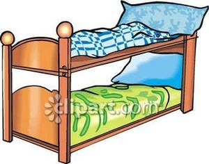 Free Clip Art For Bed - ClipArt Best