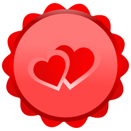 Heart Inside Icon | Free Vector Valentine Heart Iconset | DesignBolts