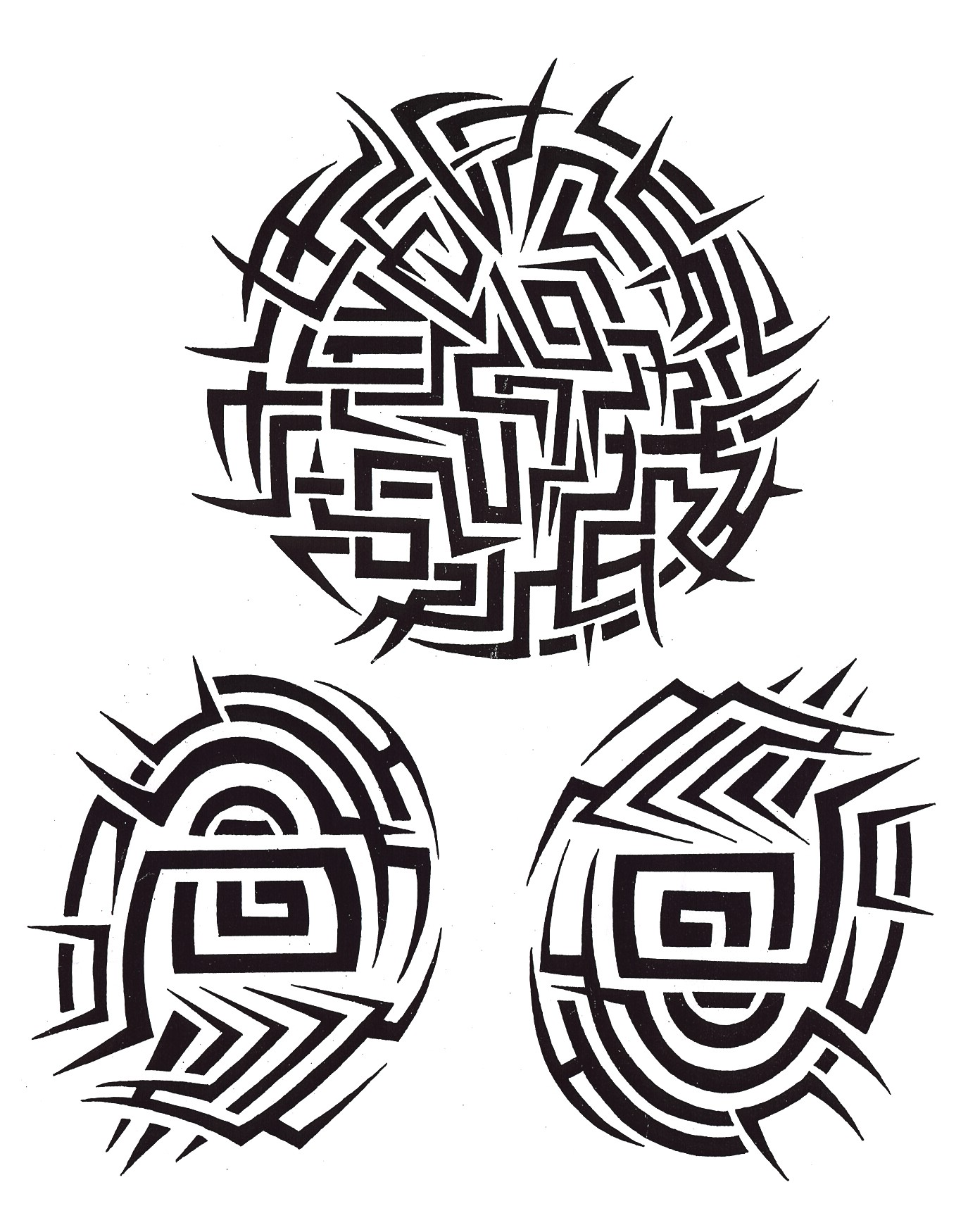 tribal tattoos designs free to download and print free download clipart best clipart best. Black Bedroom Furniture Sets. Home Design Ideas