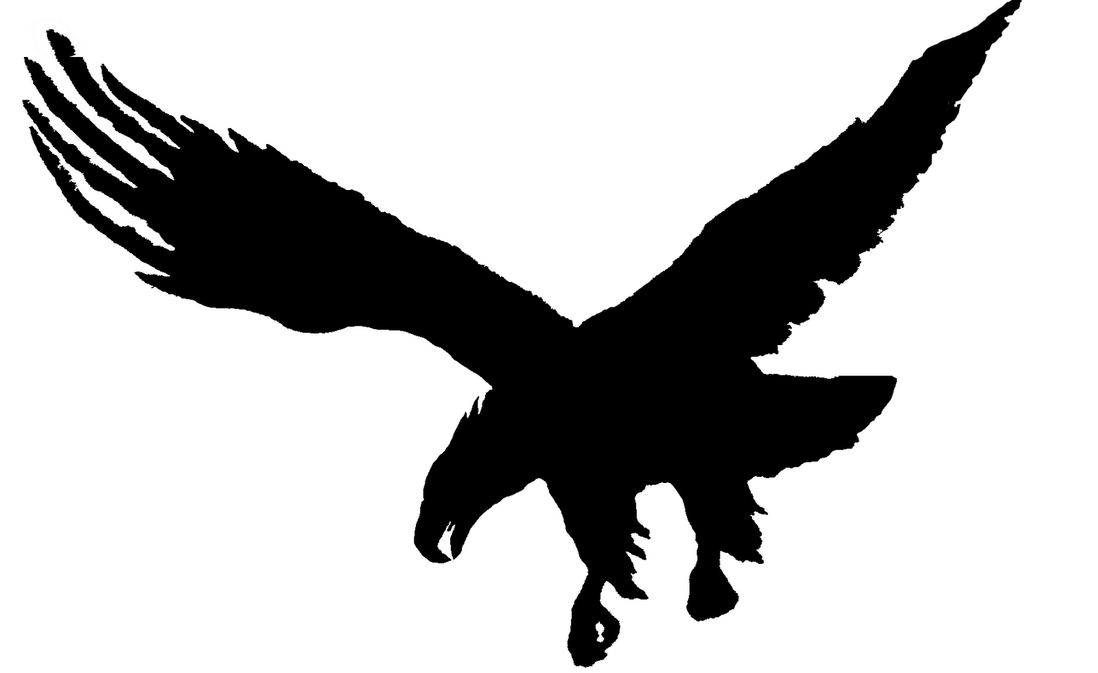 Eagle Silhouette - ClipArt Best Eagle Silhouette Vector