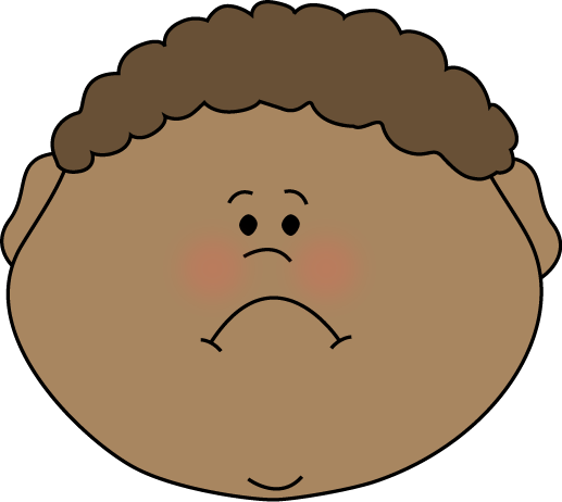 Sad Boy Cartoon Face Sad Cartoon Boy Cliparts co
