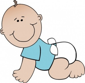 Baby diaper clip art - Free Clipart Images