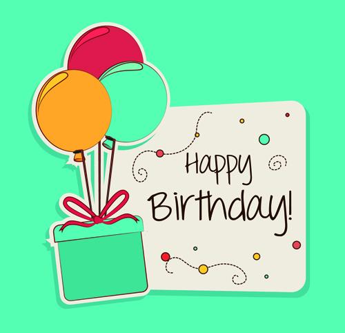 Happy Birthday Card Designs - ClipArt Best