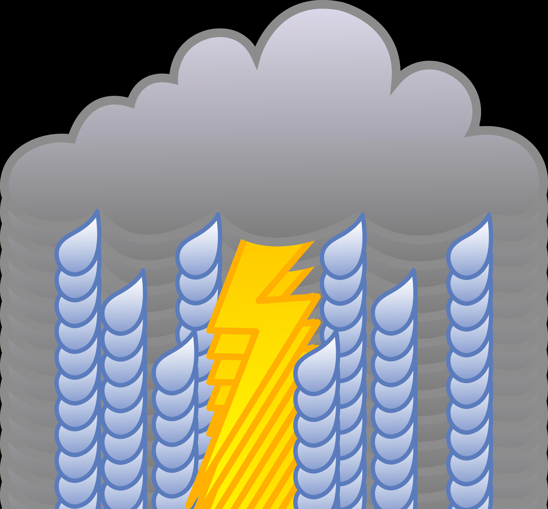 Storm Cloud Cartoon - ClipArt Best