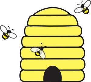 Clip Art Bee Images