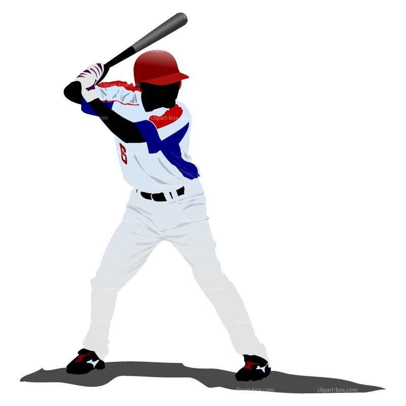 Baseball Player - ClipArt Best