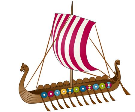 Viking Ship Clipart ClipArt Best
