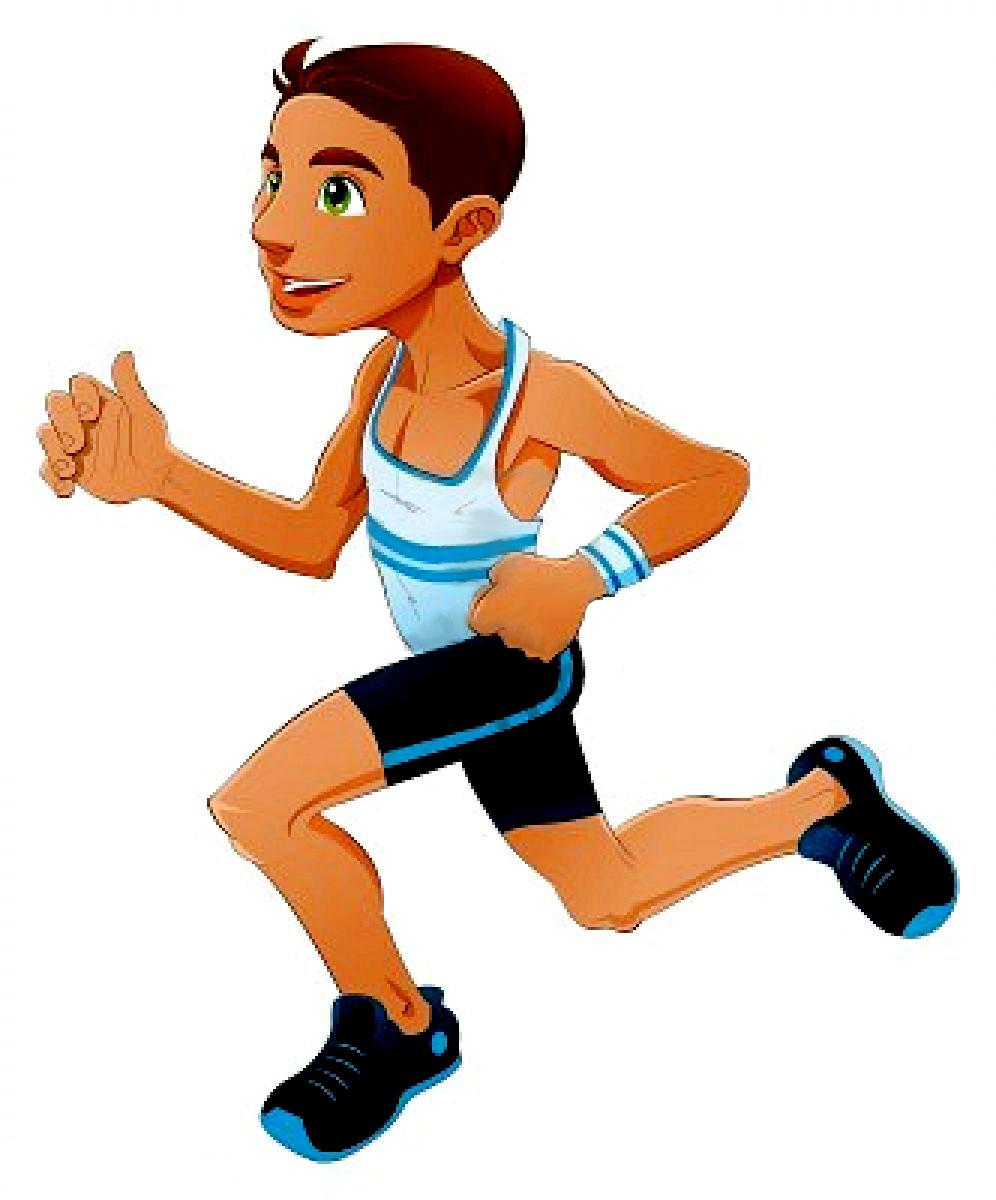 Animated Little Boy Running Boy cartoon images