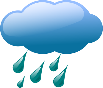 Clip Art Rain Drops - ClipArt Best