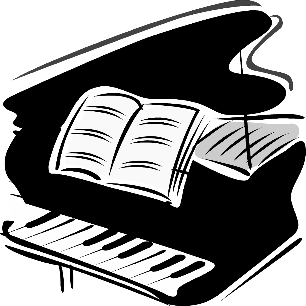 Grand Piano Cartoon Images - ClipArt Best