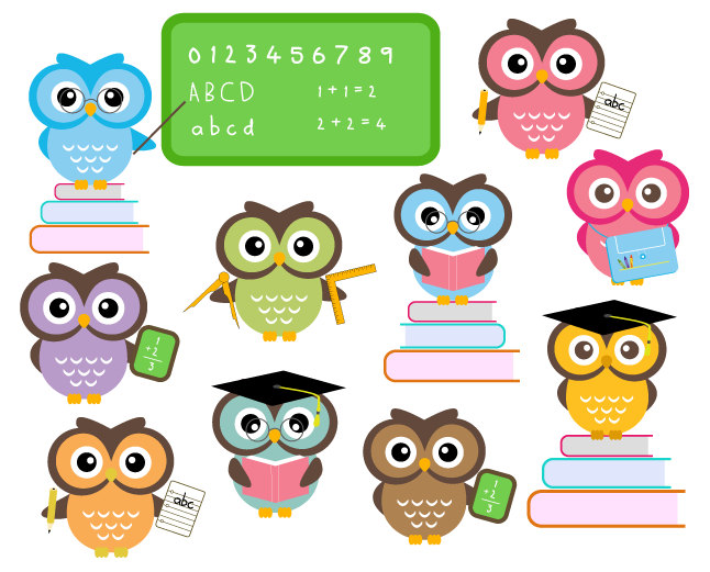 Clipart Decoration Classroom ~ Cute owl png clipart best