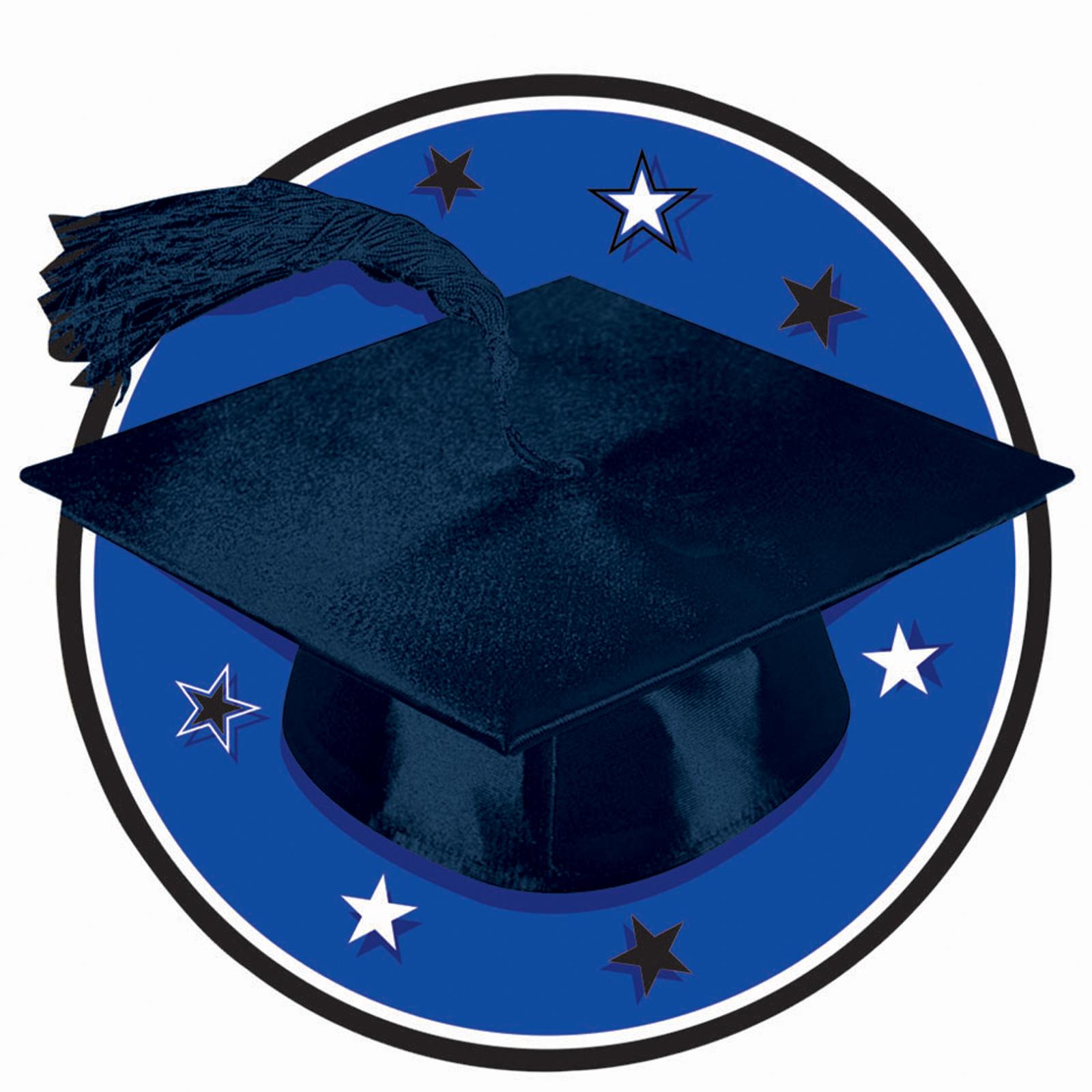 blue graduation cap clipart best Class of 2017 Cool Wording Class of 2017 Slogans