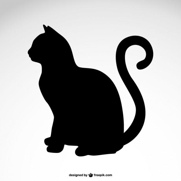 Free Clipart Cat Vector