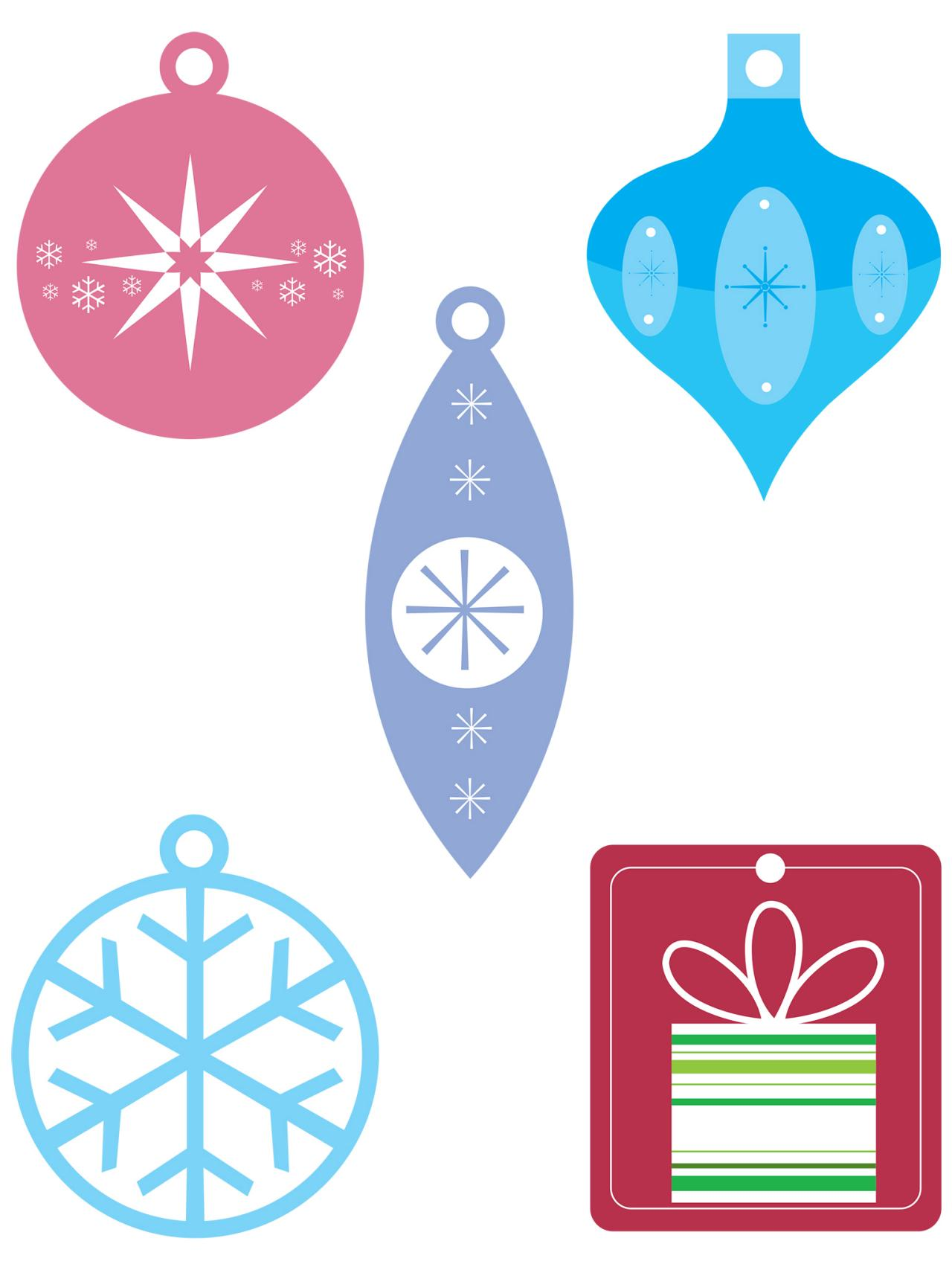 Free Christmas Templates: Printable Gift Tags, Cards, Crafts ...