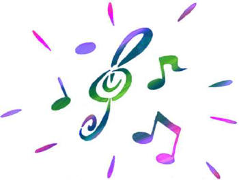 Notes De Musique Clipart Best