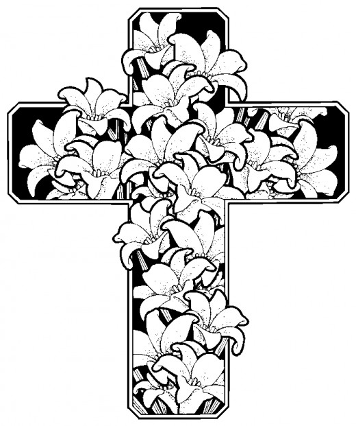 christian online coloring book pages - photo#31