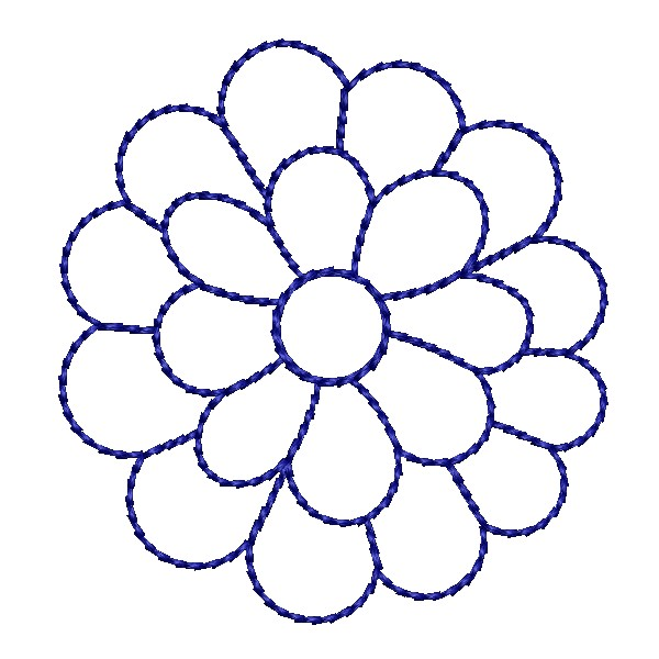 Embroidery Flowers Designs Free