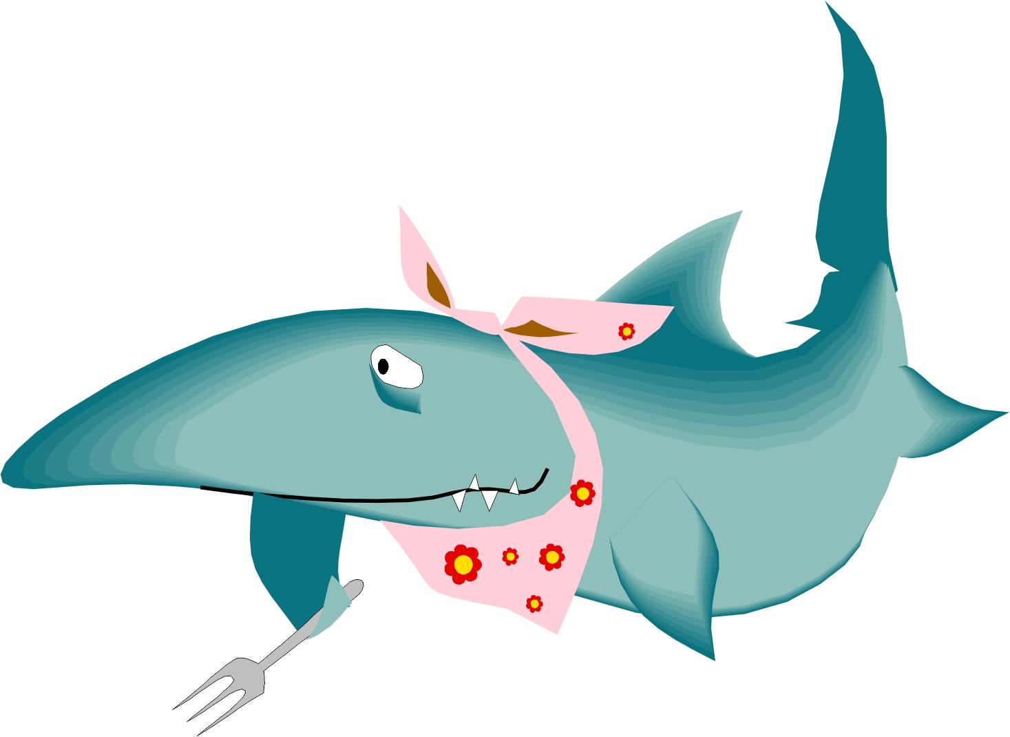 Shark Cartoon - ClipArt Best
