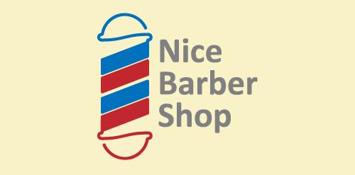 barber shop logos designs clipart best. Black Bedroom Furniture Sets. Home Design Ideas