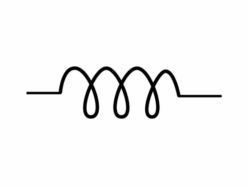 inductor circuit symbol