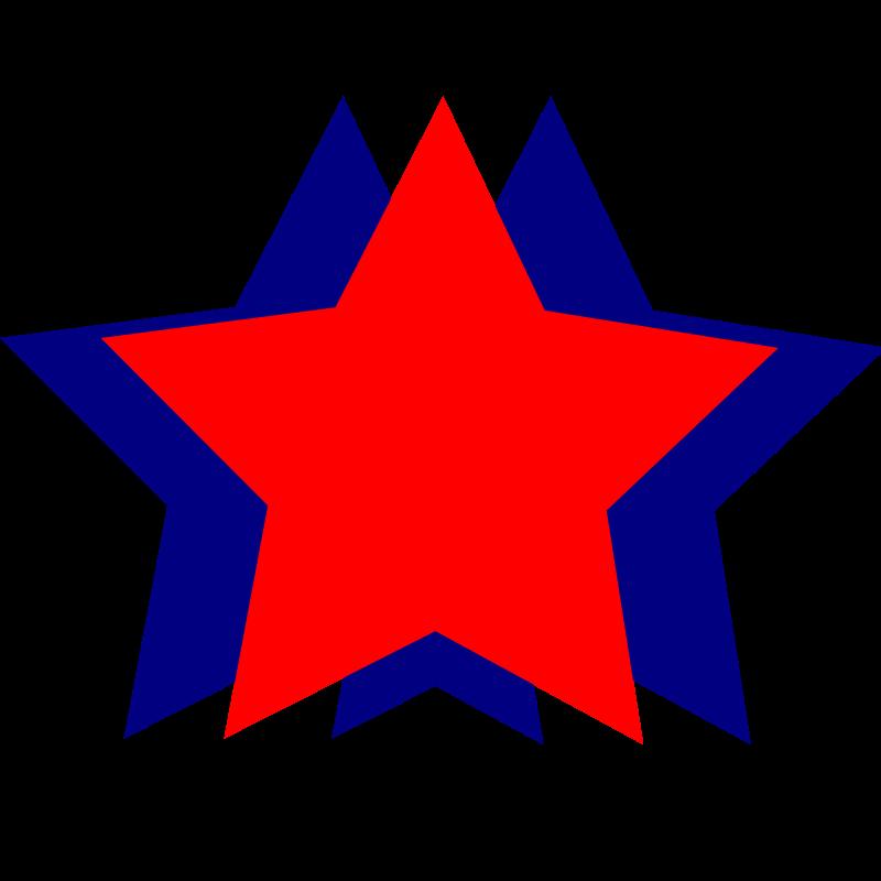 Red Star Clip Art - ClipArt Best