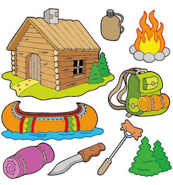 free clip art camping cartoon - ClipArt Best - ClipArt Best