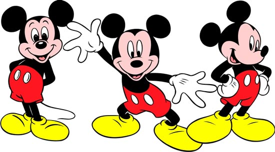 mickey mouse border clip art - photo #29