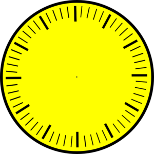 53 printable clock face without hands . Free cliparts that you can ...